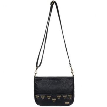 Roxy Women's Funky Town Cross Body Bag - Black