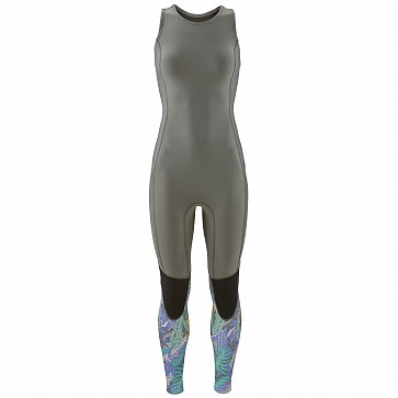 Patagonia Women's R1 Lite Yulex 2mm Long Jane Wetsuit - Jurassic Ferns Forest