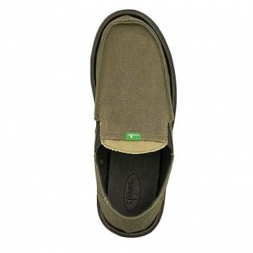 Sanuk Pick Pocket Shoes - Brown