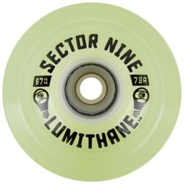 Sector 9 67mm Lumithane Wheels - Glow
