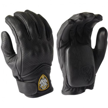 Sector 9 Lightning Gloves - Black