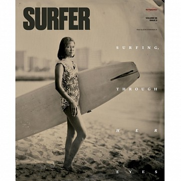 Surfer Magazine - Volume 59 Number 3