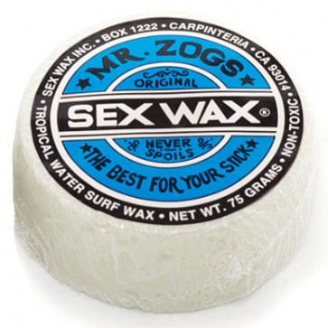 Sex Wax Original Tropical Surf Wax