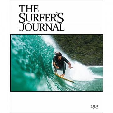 Surfer's Journal - Volume 25 Number 5