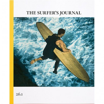 Surfer's Journal - Volume 26 Number 1
