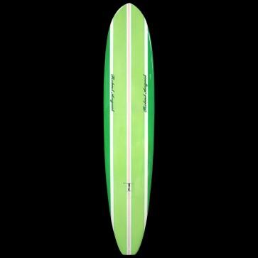 Surftech Surfboards - 9'0'' Robert August What I Ride PU Surfboard - Green