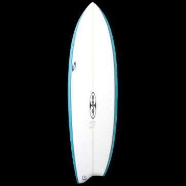 Surftech Surfboards - 6'4'' Ekstrom Asymmetric Surfboard - Goofy