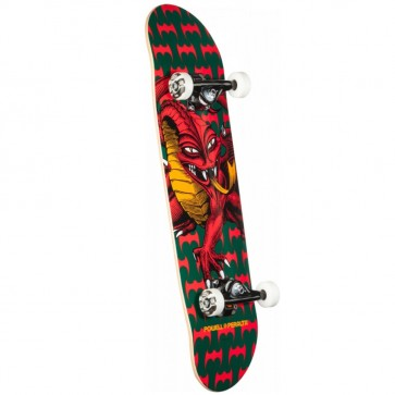 Powell Peralta Cab Dragon One Off Complete - Green