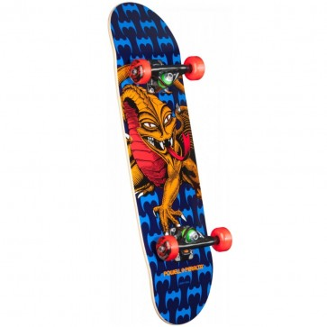 Powell Peralta Cab Dragon One Off Complete - Blue