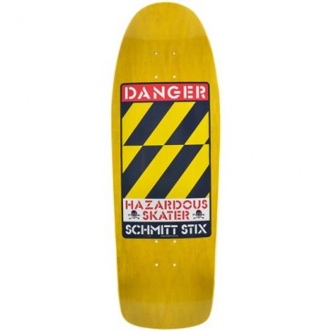 Schmitt Stix Danger Deck - Yellow Stain