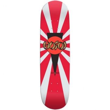 Hosoi Skateboards Rising Sun Deck - Red