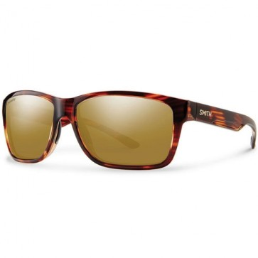 Smith Drake Polarized Sunglasses - Tortoise/ChromaPop+ Bronze Mirror