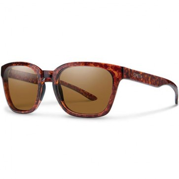Smith Founder Slim Polarized Sunglasses - Vintage Havana/Chromapop Brown