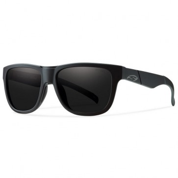 Smith Women's Lowdown Slim Sunglasses - Impossibly Black/Blackout