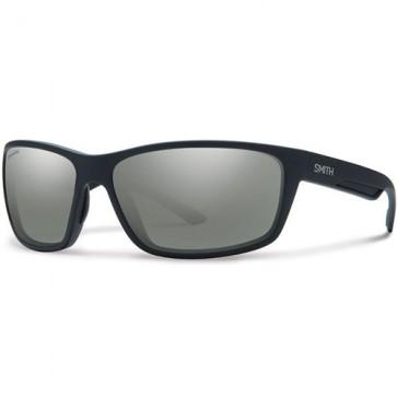 Smith Redmond Polarized Sunglasses - Matte Black/Chromapop+ Platinum