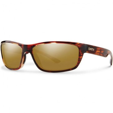 Smith Ridgewell Polarized Sunglasses - Tortoise/Chromapop+ Bronze Mirror
