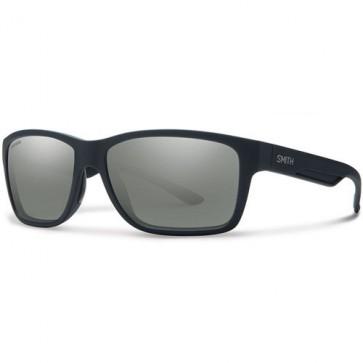 Smith Colette Polarized Sunglasses - Matte Black/Chromapop+ Platinum