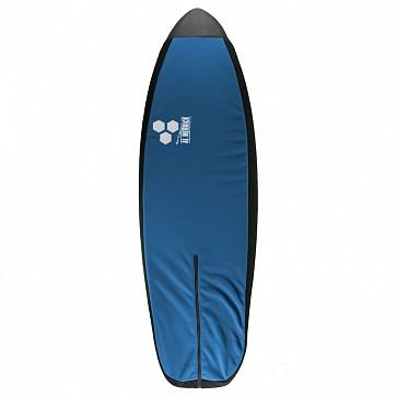 Channel Islands Snuggie ERP Specialty Board Sock - Black/Indigo