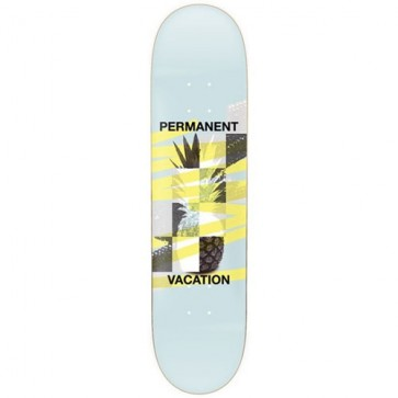 Permanent Vacation Pineapple Deck