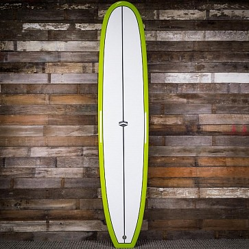 CJ Nelson Designs The Sprout Thunderbolt 9'2 x 23 x 3 Surfboard - Army - Deck