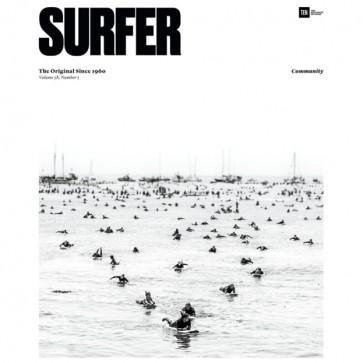 Surfer Magazine - Volume 58 Number 5