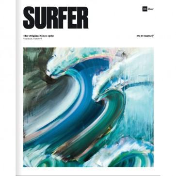 Surfer Magazine - Volume 58 Number 6