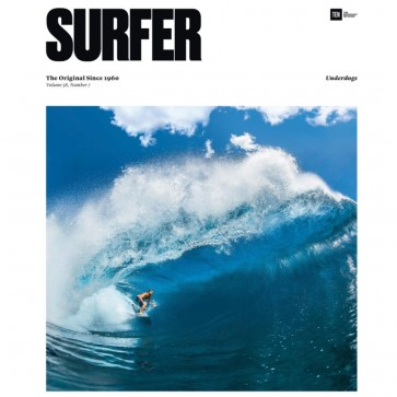Surfer Magazine - Volume 58 Number 7