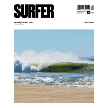 Surfer Magazine - Volume 58 Number 8