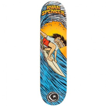 Foundation Spencer Triple Overhead Pro Deck