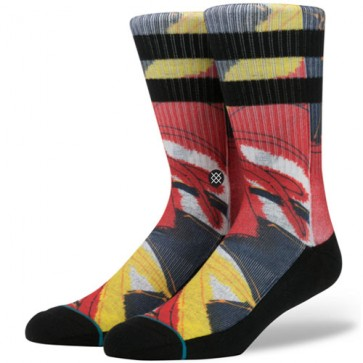 Stance Del Ray Socks - Red