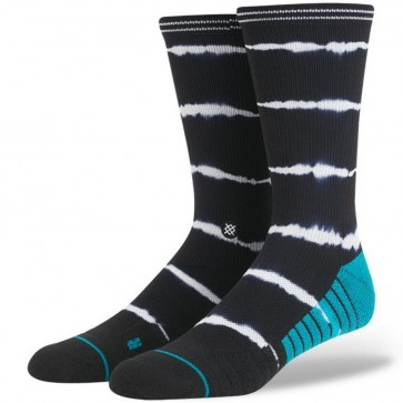 Stance Richter Socks - Black