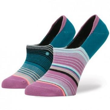 Stance Women's La Plaza Socks - Purple