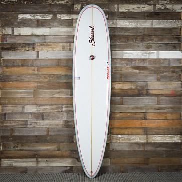 Stewart Redline 11 Surfboard - 9'0 x 24 1/2 x 3 1/2 - Top