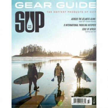 SUP Magazine - Summer Gear Guide 2017
