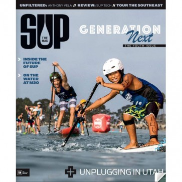 SUP Magazine - Spring 2017