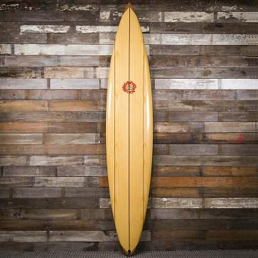 """Surftech Surfboards 9'6"""" Limited Edition Dick Brewer Gun - Deck"""