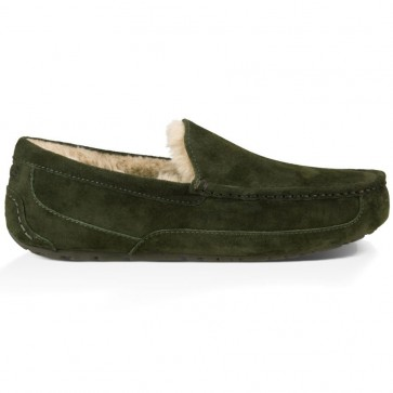 UGG Australia Men's Ascot Slippers - Lodge Green