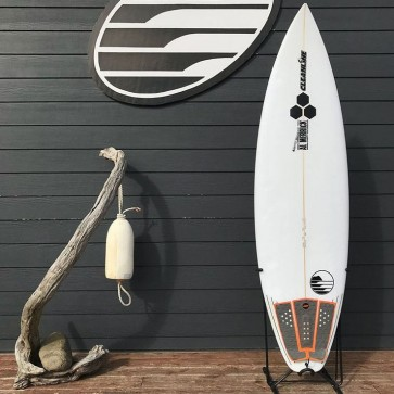Channel Islands Fever 6'1 x 19 1/4 x 2 1/2 Used Surfboard