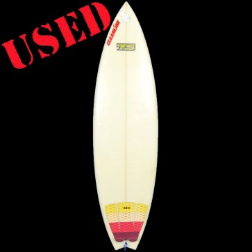 Global Surf Industries Surfboards - USED 6'3'' 7S Quattro Surfboard
