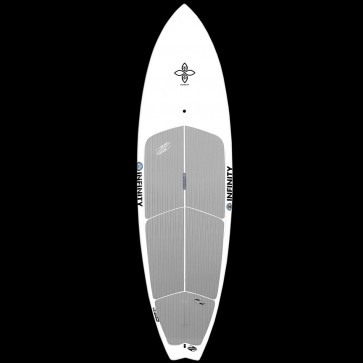 Infinity USED 8'11 Team Label Stand Up Paddleboard Package