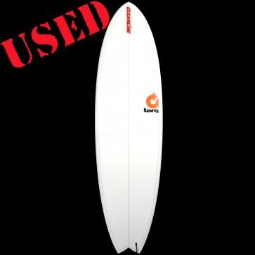 Torq Surfboards USED 6'6'' Torq Fish Surfboard