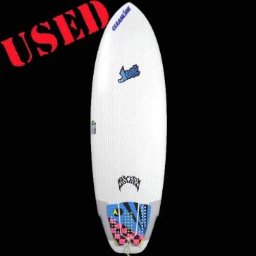 "Lib Tech Surfboards USED 5'11"" Puddle Jumper Surfboard"