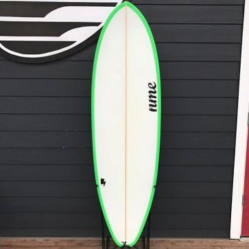 NME Surf Vega 6'6 x 21 7/8 x 2 3/4 Used Surfboard