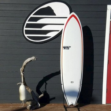 7S Super Fish 7'3 x 22 x 2 13/16 Used Surfboard