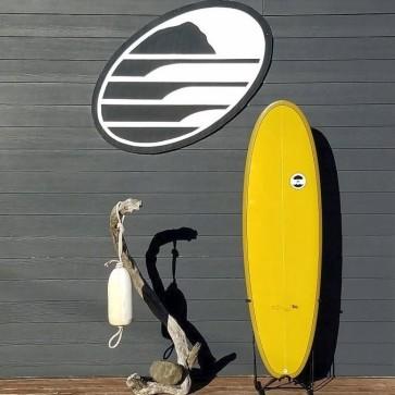 Murdey Skipper Stone 6'0 x 20 3/4 x 2 5/8 Used Surfboard