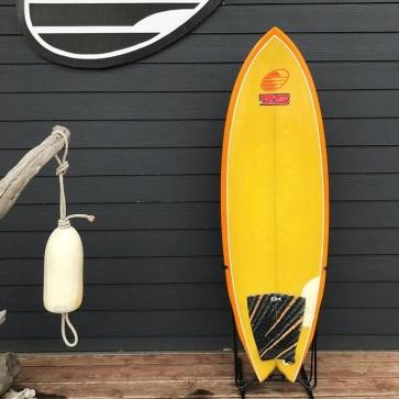 7S Super Fish 5'6 x 20 x 2 3/8 Used Surfboard