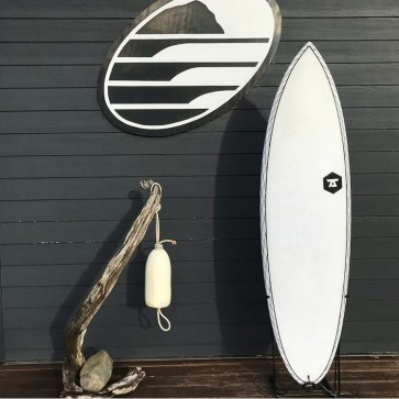 7S Slipstream 6'6 x 20 3/4 x 2 5/8 Used Surfboard