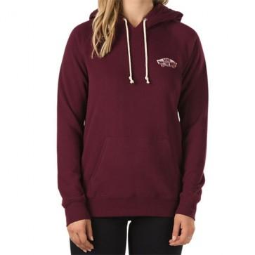Vans Women's Free Period Pullover Hoodie - Port Royale