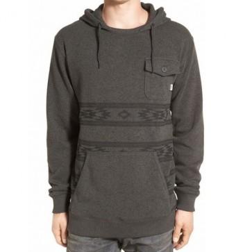 Vans Kesely Pullover Hoodie - Charcoal