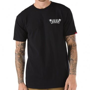 Vans Between 2 Palms T-Shirt - Black